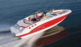Chaparral представляет 186 SSi WT – бюджетную лодку для всей семьи