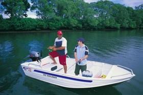 Лодка для начинающих от Quintrex