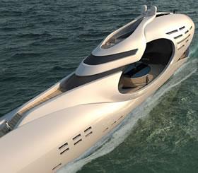 Яхта мечты: 300-футовая Infinitas