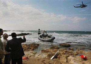 У берегов Кипра затонула яхта