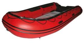 Новая надувная лодка от Quicksilver