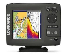 Навигационное оборудование для поиска рыбы