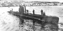 В море близ Одессы будут искать затонувшую подводную лодку