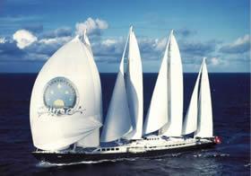Крупнейшая парусная яхта Phocea выставлена на продажу