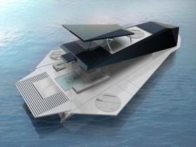 Дизайн будущего в яхте Origami