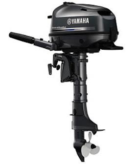 Новые четырехтактные подвесные двигатели от компании Yamaha