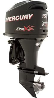 Подвесной двигатель OptiMax 150 Pro XS от Mercury Marine