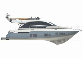 Fairline готовит новую моторную яхту