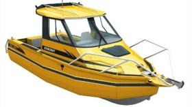 Компактная лодка 2150 Supercab