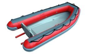 Надувная лодка от AB Inflatables