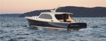 Новинки международной выставки яхт в Ньюпорте
