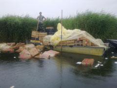 Пограничники задержали 8 лодок с контрабандой в Одесской области