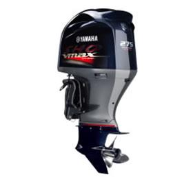 Новые подвесные 4-тактные двигатели VMAX SHO от Yamaha