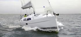 Парусная яхта Hanse 375