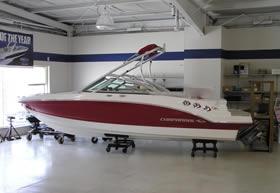 Новый модельный ряд лодок от Chaparral