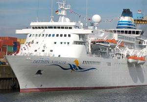 Круизное судно Delphin Voyager
