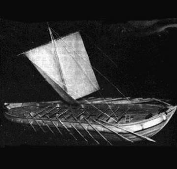Гидроархеологи подняли со дна Днепра уникальное казацкое судно 18 века