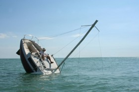 Лодка Love Love – вечно терпящая бедствие