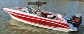 Новая лодка от Streaker Boats
