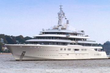 Абрамович отказался платить за яхту