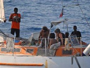 Сомалийские пираты освободили британскую пару