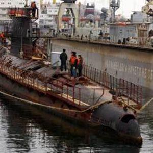 Подводная лодка «Запорожье» получила первый транш материальной помощи