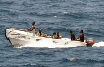 Украинские моряки отбились от пиратов