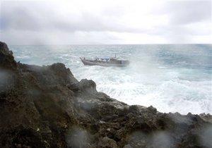 У берегов Австралии потерпела крушение лодка