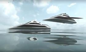 Летающая яхта