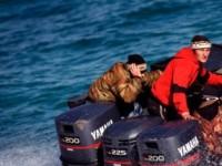 Поймали браконьерский катер