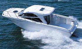 Новая круизная яхта от компании Yamaha