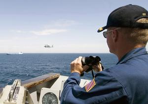 Военные США поймали главаря сомалийских пиратов