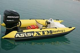 Asis модернизирует скоростную надувную лодку XTM