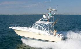 Моторная яхта Luhrs 30 Open выходит на международный рынок