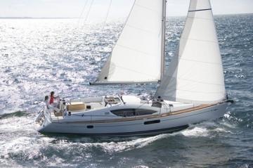 Парусная яхта Sun Odyssey 45DS FELICITAS