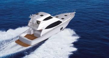 Круизный катер Maritimo 470
