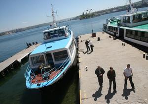Новые пассажирские катера для Севастополя