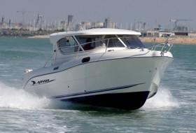 Прогулочная лодка для всей семьи