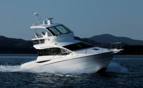 Новая моторная яхта Ponam-35