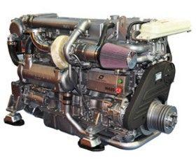 Hyundai выпускает два новых морских двигателя