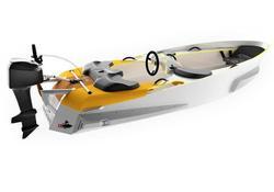 Легкая непотопляемая лодка от Aeco Marine