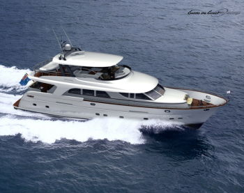 Моторная яхта MULDER 73 FLYBRIDGE
