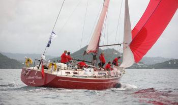 Трансатлантическая регата круизных яхт
