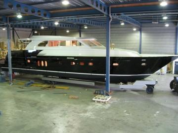 Новая планировка яхт серии Continental II