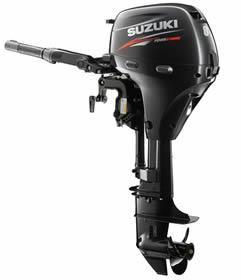 Новые компактные подвесные двигатели от Suzuki