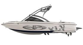 Moomba выпускает ограниченную серию катера Mobius XLV