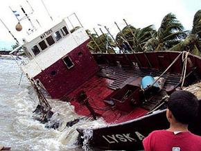 Жертвы урагана Ида в Сальвадоре