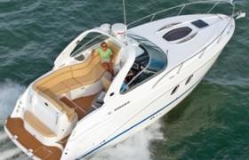 Компактная яхта класса люкс от Rinker