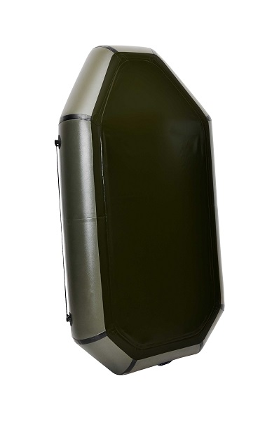 Надувная Лодка Лисичанка Л-190ТСП, гребки, слань-коврик, навесной транец