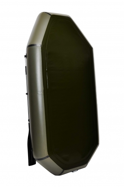 Надувная Лодка Лисичанка Л-240П, без настила, с передвижными сиденьями